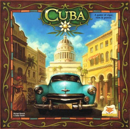 cuba, a game of cigar, rum and power